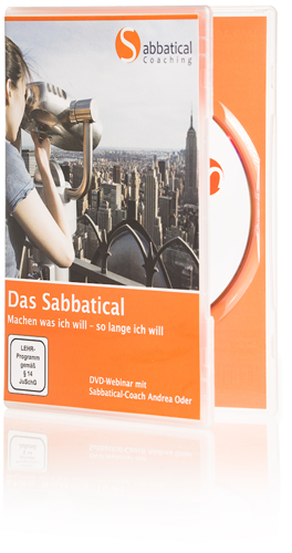 sabatical coaching dvd andrea oder